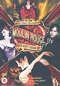Moulin Rouge -- Two-Disc Set [DVD] [2001]