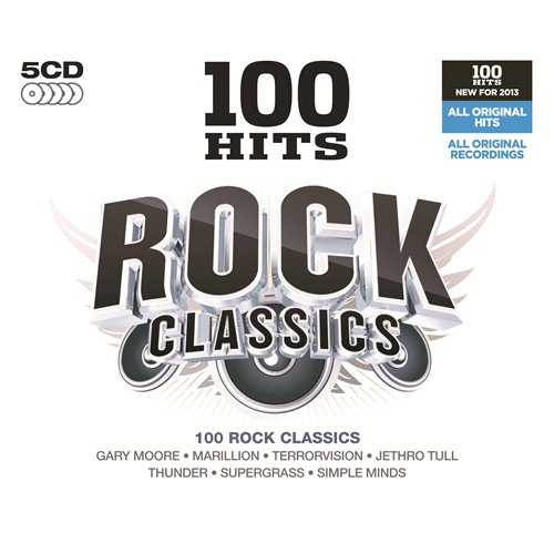 Various Artists - 100 Hits - Rock Classics - Various Artists - Zortam Music