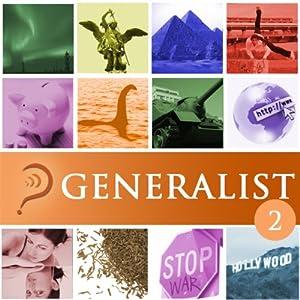 Generalist, Volume 2 Audiobook