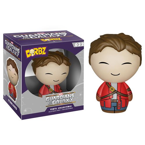 Dorbz: Guardians of the Galaxy - Unmasked Star Lord