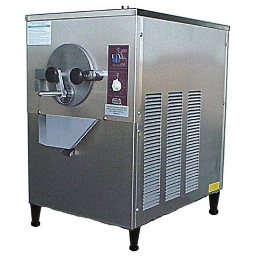 SaniServ B-5 Batch Freezer, counter model, air-cooled self-contained refriger