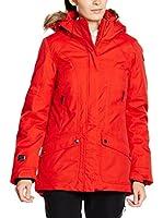 Icepeak Chaqueta Jolie (Rojo)