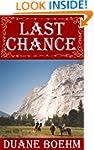 Last Chance (A Gideon Johann Western...