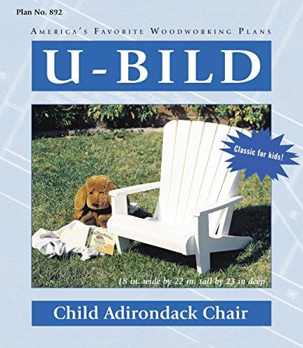 Adirondack Chair Kit 5306