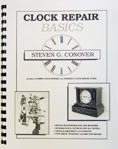 Clock Repair Basics096252316X