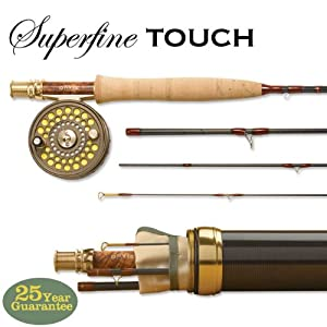 Orvis Superfine Touch 2-weight 8