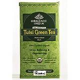 Organic India Organic Tulsi Green Tea (25 Tea Bags)