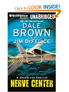 Nerve Center (Dale Brown's Dreamland Series) - Dale Brown,Jim DeFelice