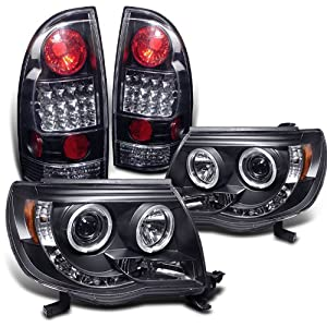 rxmotoring 2006 toyota tacoma projector. Black Bedroom Furniture Sets. Home Design Ideas