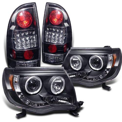 Rxmotoring 2006 Toyota Tacoma Projector Headlights + Tail Light