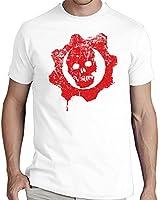 LaTostadora Tee shirt gears of war - Tee shirt homme, qualité supérieure