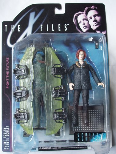 "Buy Low Price McFarlane The X Files ""Agent Scully"" Figure (B000JJH1C2)"