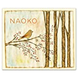 Naoko: QuickNotes -- Greeting, Thank You & Invitation Cards in a reuseable flip-top box decorated with modern illustrations