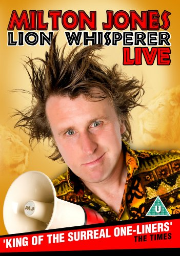 Milton Jones - Lion Whisperer [DVD]