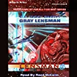 Gray Lensman: Lensman Series (       UNABRIDGED) by E. E. 'Doc' Smith Narrated by Reed McColm