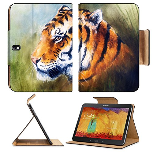 samsung-galaxy-tab-pro-101-tablet-flip-case-beautiful-airbrush-painting-of-a-mighty-fierce-tiger-hea