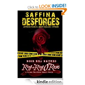 Ring-A-Ring O'Roses (Rose Red Rhymes #1): A Crime Thriller Short Story (A DCI Cass Rose thriller short)