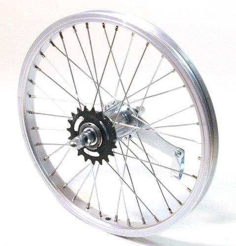 16 Zoll Hinterrad mit Rücktrittbremse 16″ Laufrad 36 Loch Fahrrad Rad Kinderrad