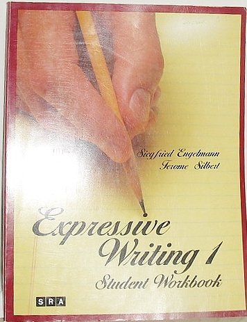 Expressive writing: Student workbook PDF
