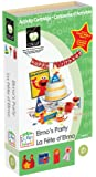 Cricut Sesame Street Cartridge, Elmo's Party