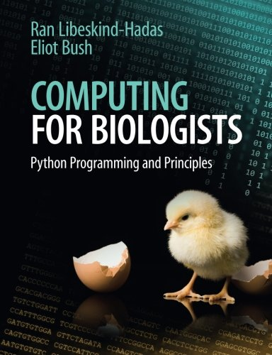 Computing for Biologists: Python Programming and Principles PDF