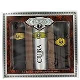 CUBA CIGAR GOLD For Men Gift Set By CUBA