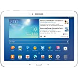 "Samsung Galaxy Tab 3 - Tablet de 10.1"" (Bluetooth + Wifi, 16 GB, 1 GB RAM, Android Jelly Bean 4.2.1, procesador Intel), blanco"