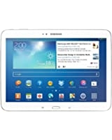 Samsung Galaxy Tab 3 25,7 cm (10,1 Pollici) Tablet (Intel Atom Z2560, 1,6GHz, 1GB RAM, 16GB, 3,2 Megapixel Camera, WiFi, Android 4.2), colore: Bianco [Importato da Unione Europea]