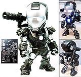 Iron Man War Machine 5 Figure
