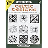 "Ready-To-Use Celtic Designs: 96 Different Royalty-Free Designs Printed One Side: 96 Different Copyright-Free Designs Printed One Side (Dover Clip Art Ready-To-Use)von ""Mallory Pearce"""