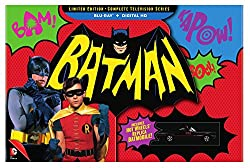 Batman: Season 1-3  (Limited Edition) [Blu-ray]
