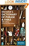 Brewer's Dictionary of Phrase & Fable...