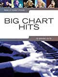 Really Easy Piano Big Chart Hits Easy Piano Solo