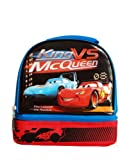 Disney / PIXAR Cars King vs McQueen Dual Compartment Lunch Box