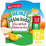 Heinz Juicy Apricot & Chicken Rice Tray 230g