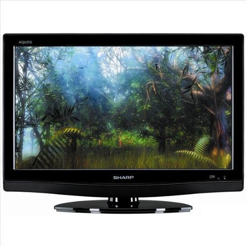 Sharp LC26DV200E 26-inch LCD TV with Built-in DVD Player and Freeview tuner