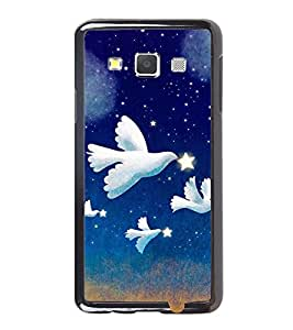 Vizagbeats Flying Doves Back Case Cover For Samsung Galaxy A7