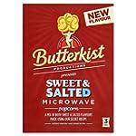 Butterkist Microwave Popcorn - Sweet...
