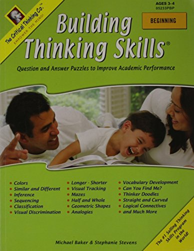 developing critical thinking skills in preschool
