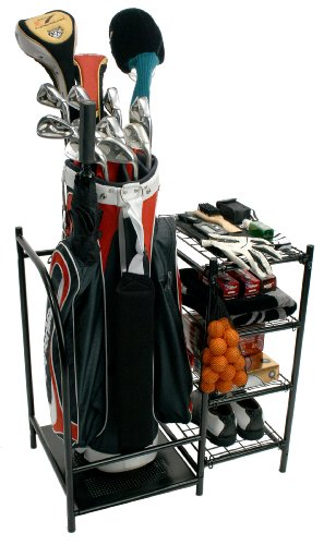 ProActive Single Golf Organizer