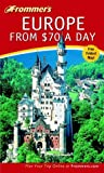 img - for Frommer's Europe from $70 a Day book / textbook / text book