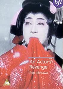 An Actor's Revenge [Import anglais]