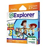 Leapfrog Explorer Learning Game: Disney Pixar Toy Story 3