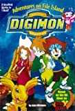 Digimon Digital Monsters: Adventures on Fire Island (0141310545) by John Whitman