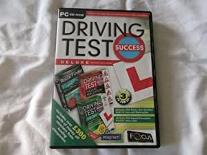 Driving Test Deluxe 2002/2003 Edition (3 CD-ROM)