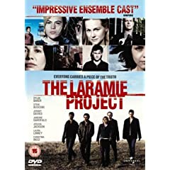 The Laramie Project DVD Cover
