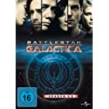"Battlestar Galactica - Season 2.2 (3 DVDs)von ""Edward James Olmos"""