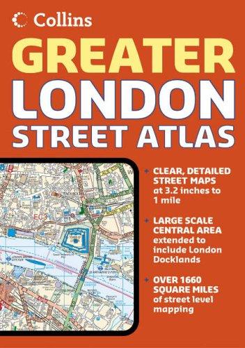Greater London Street Atlas PDF