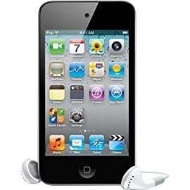 Apple iPod Touch 32GB 4G MP3 Player | Black