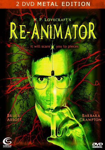 H.P. Lovecraft's Re-Animator - Steelbook (Metal Edition) [2 DVDs]